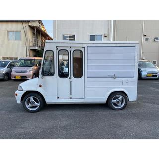 ミツビシ(三菱)の三菱 ウォークスルーバン キッチンカー フードトラック 車検2022.4まで(車体)