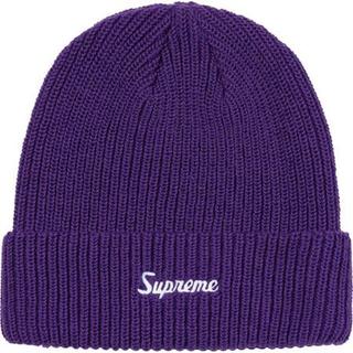 シュプリーム(Supreme)のSupreme Loose Gauge Beanie シュプリーム ビーニー(ニット帽/ビーニー)