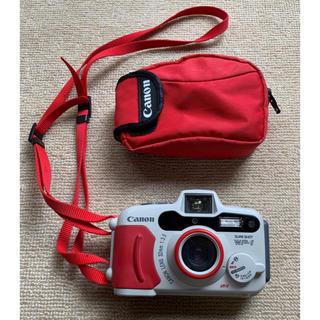 キヤノン(Canon)の【値引き価格10/18迄】キヤノン放水水中カメラ SUPER SHOT WP-1(フィルムカメラ)
