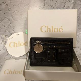 クロエ(Chloe)のChloe クロエ 小銭入れ コインケース USED美品(コインケース)