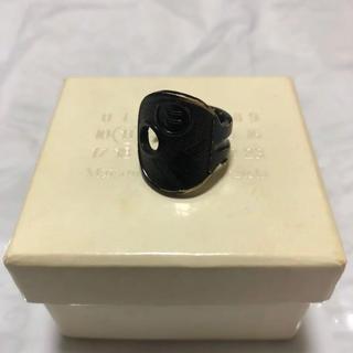 マルタンマルジェラ(Maison Martin Margiela)のマルジェラ 鍵 キー リング(リング(指輪))