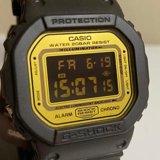 ジーショック(G-SHOCK)の激レア G-SHOCK DW-5600RC-5JF SPECIAL(腕時計(デジタル))