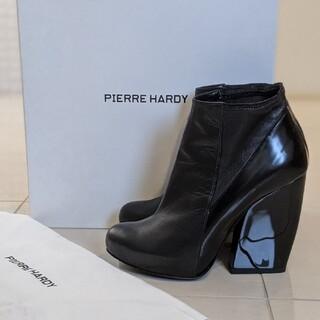 ピエールアルディ(PIERRE HARDY)のPIERRE HARDYピエールアルディ ショートブーツ 36(ブーツ)