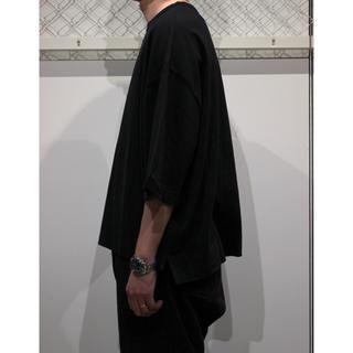 ジエダ(Jieda)のJieDa × FRUIT OF THE LOOM BIG T-SHIRT(Tシャツ/カットソー(半袖/袖なし))