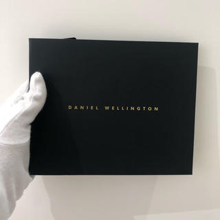 ダニエルウェリントン(Daniel Wellington)のダニエルウェリントン 公式ショッパー小(ショップ袋)