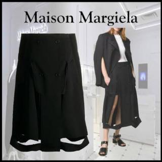 マルタンマルジェラ(Maison Martin Margiela)の【★期間限定値下げ★】メゾンマルジェラ 20ss スカート  新品(ロングスカート)