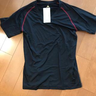 ルコックスポルティフ(le coq sportif)のルコック裏起毛シャツ(Tシャツ/カットソー(半袖/袖なし))