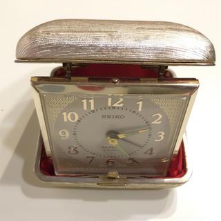 セイコー(SEIKO)の値下げ‼︎SEIKO アンティーク 置き時計(置時計)