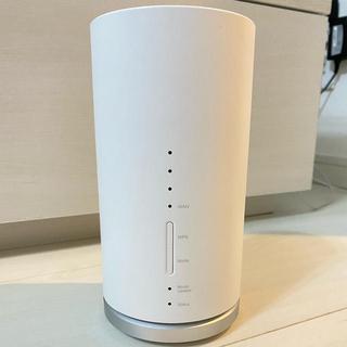 エーユー(au)のSpeed Wi-Fi HOME L01s ルーター(その他)