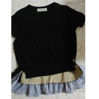 ドゥロワー(Drawer)のCYCLAS デザイントップス(Tシャツ(半袖/袖なし))