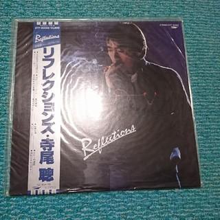 レコード  寺尾聰  リフレクションズ(その他)