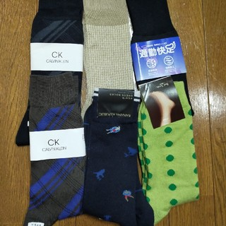 カルバンクライン(Calvin Klein)のNikki 6xさん専用 靴下6足(ソックス)