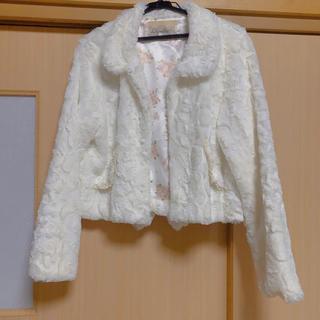 リズリサ(LIZ LISA)のリズメロ ファージャケット(毛皮/ファーコート)