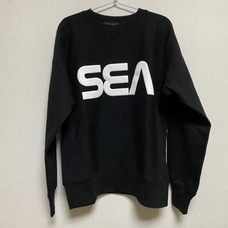 ジーディーシー(GDC)のwind and sea スウェット(トレーナー/スウェット)