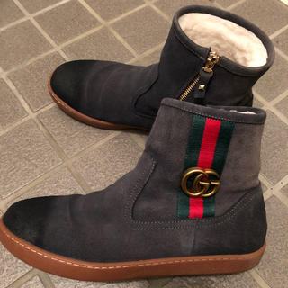グッチ(Gucci)のGUCCI ブーツ(ブーツ)