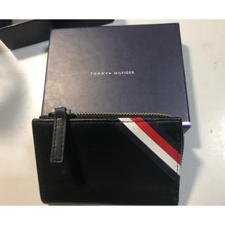 トミーヒルフィガー(TOMMY HILFIGER)のTOMMY 財布 コインケース 箱付き(財布)