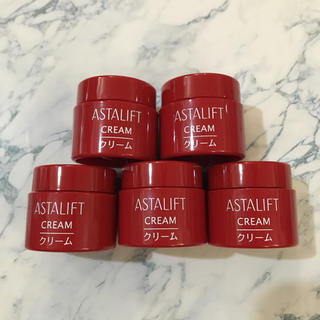ASTALIFT - 5個セット アスタリフト クリーム