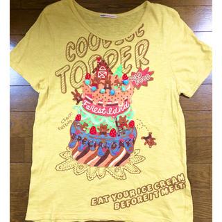 ラフ(rough)のrough🌟ケーキ🎂のTシャツ🍓(Tシャツ(半袖/袖なし))