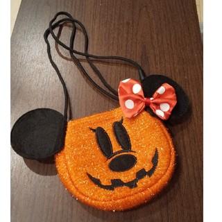 Disney - 値下げ ミニーマウス ポシェット