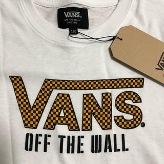 ヴァンズ(VANS)のVANS キッズ Tシャツ 120(Tシャツ/カットソー)