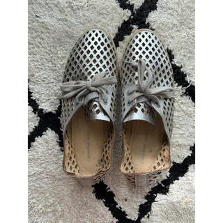 カルバンクライン(Calvin Klein)のCalvin Klein カルバンクライン 靴 ローファー(ローファー/革靴)