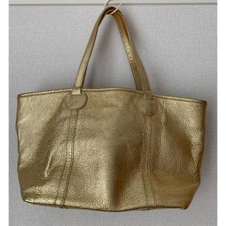ツモリチサト(TSUMORI CHISATO)のTSUMORI CHISATO ツモリチサト バッグ ゴールド(トートバッグ)