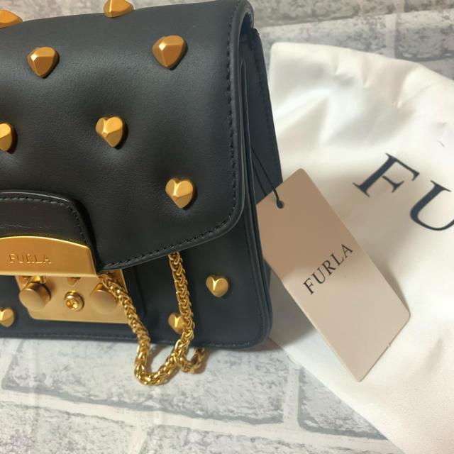 Furla(フルラ)の新品】FURLA メトロポリス ハート ショルダーバック レディースのバッグ(ショルダーバッグ)の商品写真
