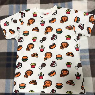 アベイシングエイプ(A BATHING APE)のエイプレディースTシャツ(Tシャツ(半袖/袖なし))