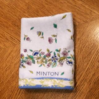 ミントン(MINTON)のMINTONハンドタオル①(タオル/バス用品)
