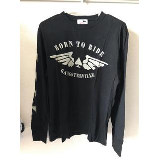 ワコマリア(WACKO MARIA)のGANGSTERVILLE 2019AW Thug Ride L/S Tee(Tシャツ/カットソー(七分/長袖))