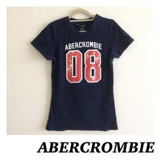 アバクロンビーアンドフィッチ(Abercrombie&Fitch)の【美品】ABERCROMBIE&Fitch♥️アバクロンビー&フィッチ Tシャツ(Tシャツ(半袖/袖なし))