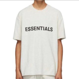 フィアオブゴッド(FEAR OF GOD)のFEAR OF GOD FOG ESSENTIALS Tee Tシャツ S(Tシャツ/カットソー(半袖/袖なし))