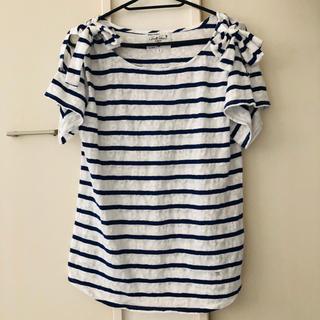 アーノルドパーマー(Arnold Palmer)のアーノルドパーマー ボーダーT(Tシャツ(半袖/袖なし))