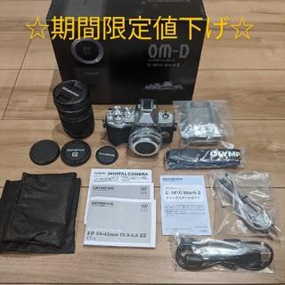オリンパス(OLYMPUS)のkonzy330様専用OM-D E-M10 MARK III EZ (ミラーレス一眼)