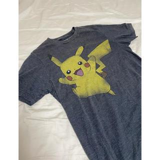 ポケモン(ポケモン)のピカチュウ TEE(Tシャツ/カットソー(半袖/袖なし))