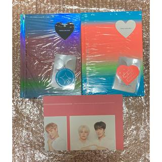 TREASURE CD 黒白2枚セット  TWO(K-POP/アジア)