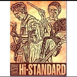 ハイスタンダード(HIGH!STANDARD)の専用ハイスタ DVD×LEFLAHスキニー(ミュージック)
