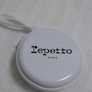 レペット(repetto)のrepetto イヤホン 非売品(ヘッドフォン/イヤフォン)