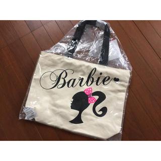 バービー(Barbie)の【新品】Barbie ♡ トートバッグ(トートバッグ)