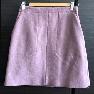イエナスローブ(IENA SLOBE)のイエナスローブ  ミニスカートSサイズ(ミニスカート)