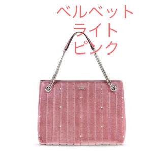 ヴィクトリアズシークレット(Victoria's Secret)のヴィクトリアシークレット完売品再入荷!ベルベットトートバッグショルダー(トートバッグ)