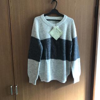 ブランバスク(blanc basque)の新品 ブランバスク ニット(ニット/セーター)