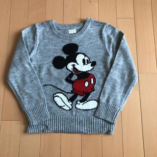 ディズニー(Disney)のミッキーニット(ニット)