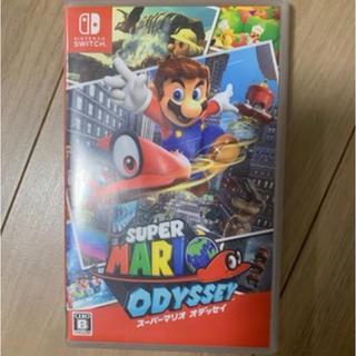 ニンテンドースイッチ(Nintendo Switch)のスーパーマリオオデッセイ Switch(家庭用ゲームソフト)