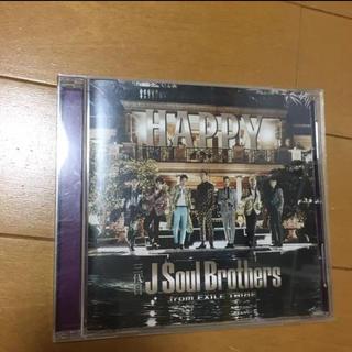 サンダイメジェイソウルブラザーズ(三代目 J Soul Brothers)のHAPPY 三代目 CD(テレビドラマサントラ)