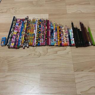 ミツビシエンピツ(三菱鉛筆)の鉛筆 新品未使用入り 48本 まとめ売り(鉛筆)