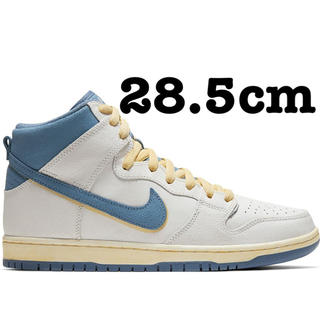 ナイキ(NIKE)のATLAS × NIKE SB DUNK HIGH lost at sea(スニーカー)