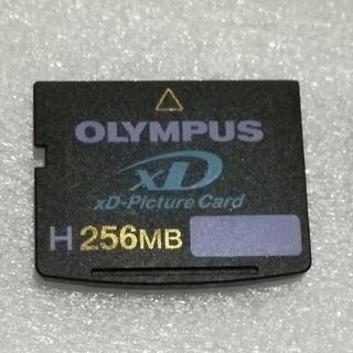 オリンパス(OLYMPUS)のXDピクチャーカード【256MB】オリンパス 中古(PC周辺機器)