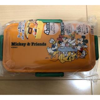 ミッキーマウス(ミッキーマウス)のディズニー ミッキー お弁当箱 訳あり(弁当用品)