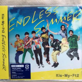 キスマイフットツー(Kis-My-Ft2)のKis-My-Ft2シングル  ENDLESS SUMMER 初回盤B(ポップス/ロック(邦楽))